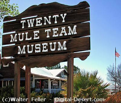 Mule Team Cafe Boron Ca