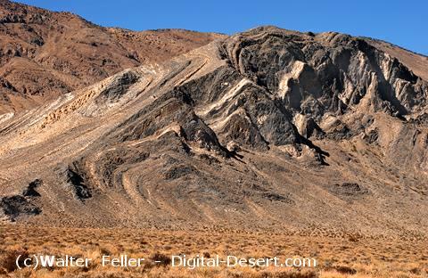 Butte Valley via Warm Springs Canyon