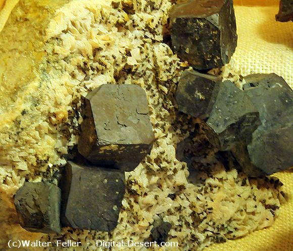 photo of galena ore