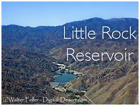 Little Rock Reservoir Littlerock California