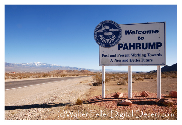 Natural Resources In The California Desert