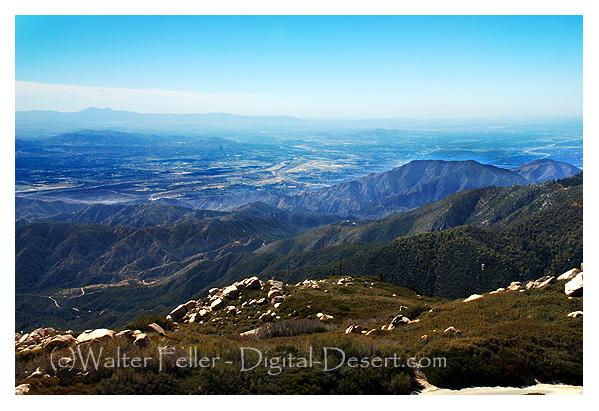 San Bernardino and San Bernardino valley