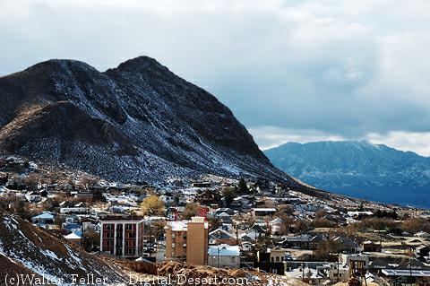 Tonopah, Nevada, mining town