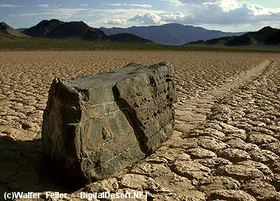 Mojave Desert Geology